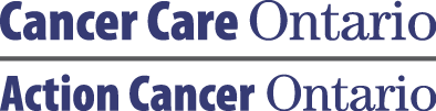 Cancer Care Ontario logo